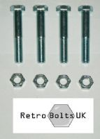RS Steering Arm Bolt Set - RS, Bilstein, 2.8i